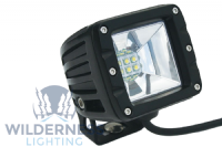 Wilderness Lighting Compact 4 Lights - Diffused Beam Pattern
